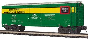 MTH Premier Freight Car